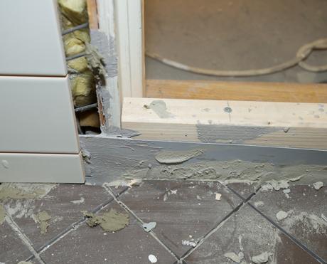 varmekabler i gulv uten støp