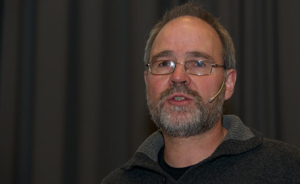 BNLs Jørgen Leegaard tror mange unge kan bli skremt bort fra bransjen som i mediene forbindes med kriminalitet og useriøsitet.