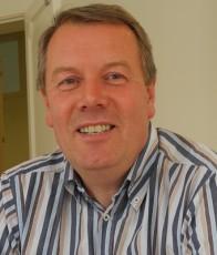 Prosjektleder Halvor Rostad.