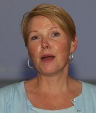 Anne Beathe Tvinnereim tror EØS kan hindre at det stilles spesielle krav om kompetanse, da det kan vanskeliggjøre utenlandske firmaers muligheter i Norge. (Foto: Dag Solberg)