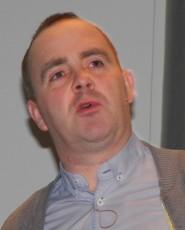 Robert Vørøs, markedssjef i SIm Næring AS, Stord.