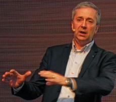 I et foredrag på kongressen ville Bjørn-Erik Øie i Prognosesenteret avblåse dommedagen mange spår for boligmarkedet.