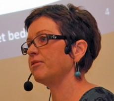 Anne Gunnarshaug Lien, SINTEF Byggforsk, leder SEOPP-prosjektet.