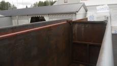 Med ett langt og to kortere rom, gir plass til tre ulike avfallsfraksjoner. (Foto: Byggmakker Storkaas)