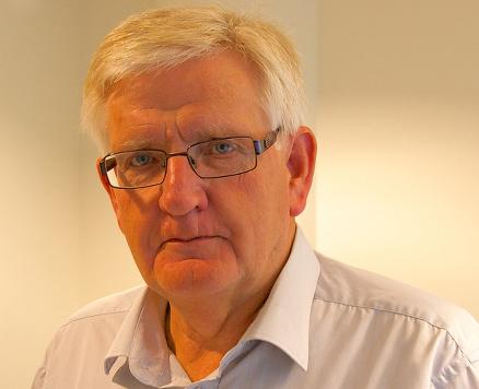 Daglig leder i Byggmesterforbundet Frank Ivar Andersen. (Foto: Dag Solberg)