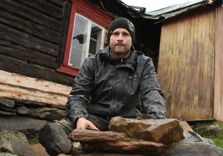 - Da vi fikk beskjed om denne støtten, ble vi kjempeglade sier Åsgård. (Foto: Harald Vingelsgard)