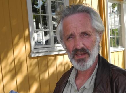 Tømrermester og lærebokforfatter Anders Frøstrup.