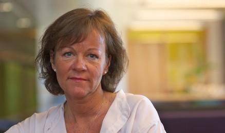 I mange tilfeller fører vi tilsyn med et kriminelt belastet miljø heter det i den nye rapporten fra Arbeidstilsynet, her ved direktør Ingrid Finboe Svendsen. (Foto: Dag Solberg)