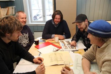 Planlegging er viktig! (Foto: Christel Wigen Grøndahl, Bygg og Bevar)