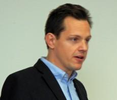 Anders Wittrup, i Analyse & Strategi, presenterte undersøkelsen.