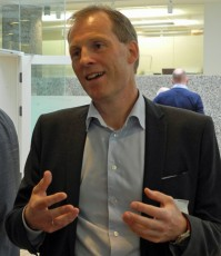 Eirik Gjelsvik, adm. dir. i BackeGruppen.