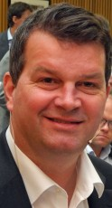 Hans Christian Gabrielsen, 2. nestleder i LO.