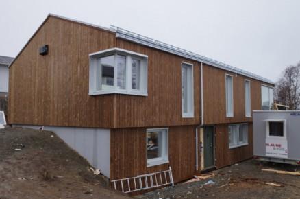 Etter tre års oppgradering er huset som nytt fra ytterst til innerst. (Foto: Privat)