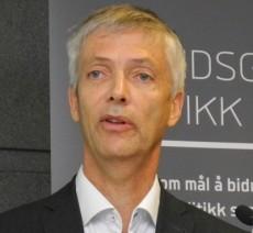 Steinar Holden, professor ved universitetet i Oslo