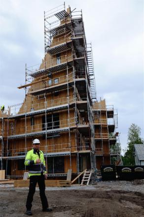 Her fra BM 0615 da Byggmesteren besøkte Green Advisers i Molde og det nye Romsdalsmuseet.