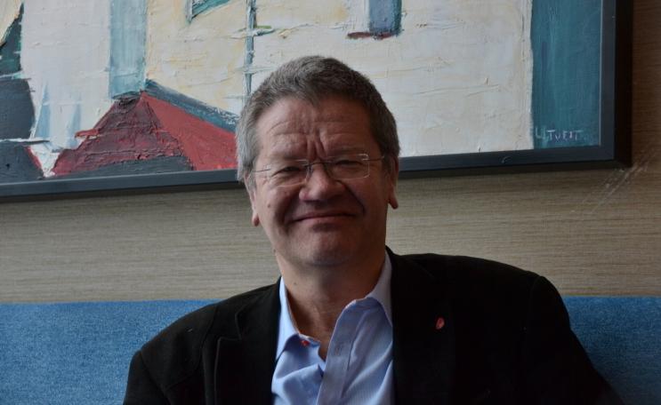 - Vi har en arbeidsledighet på 6,3 prosent, skriver ordfører Arne-Christian Mohn. (Foto: SME)