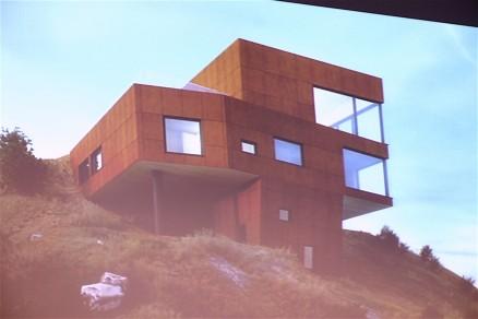 Norgeshus får stadig inn nye og spennende prosjekter. The Edge er bare et av husene som er utviklet av arkitektene og som snart oppføres - og flere moderne eneboliger er på vei.