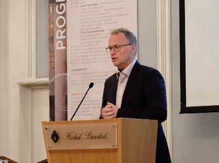 Byrådsleder i Oslo Raymond Johansen (Ap) roste forbundet for sitt arbeid.
