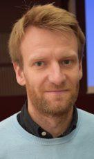 Audun Randen Johnson, Naturvernforbundet.