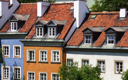 Målet med studien har vært å finne frem til gode modeller for bærekraftige bolig- og byggkvaliteter for verneverdig bebyggelse. (Illustrasjonsfoto: HIOA)