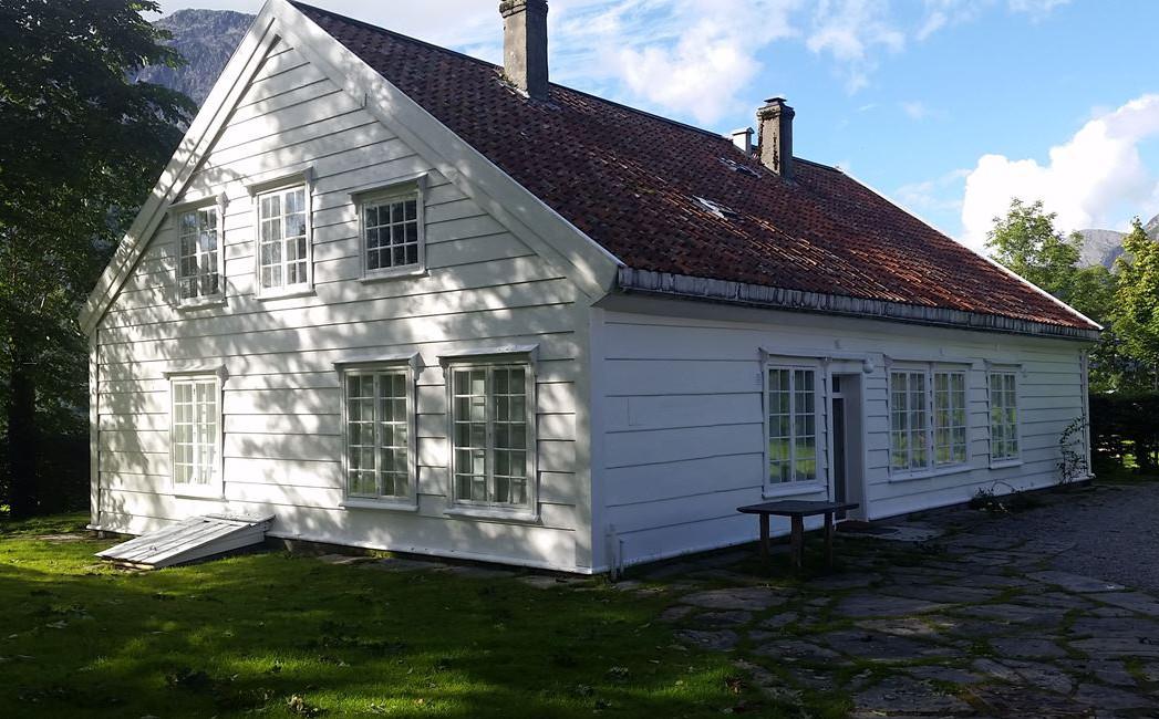 Huset er tidligere etterisolert i to omganger. (Alle foto: Ove Losnegård)