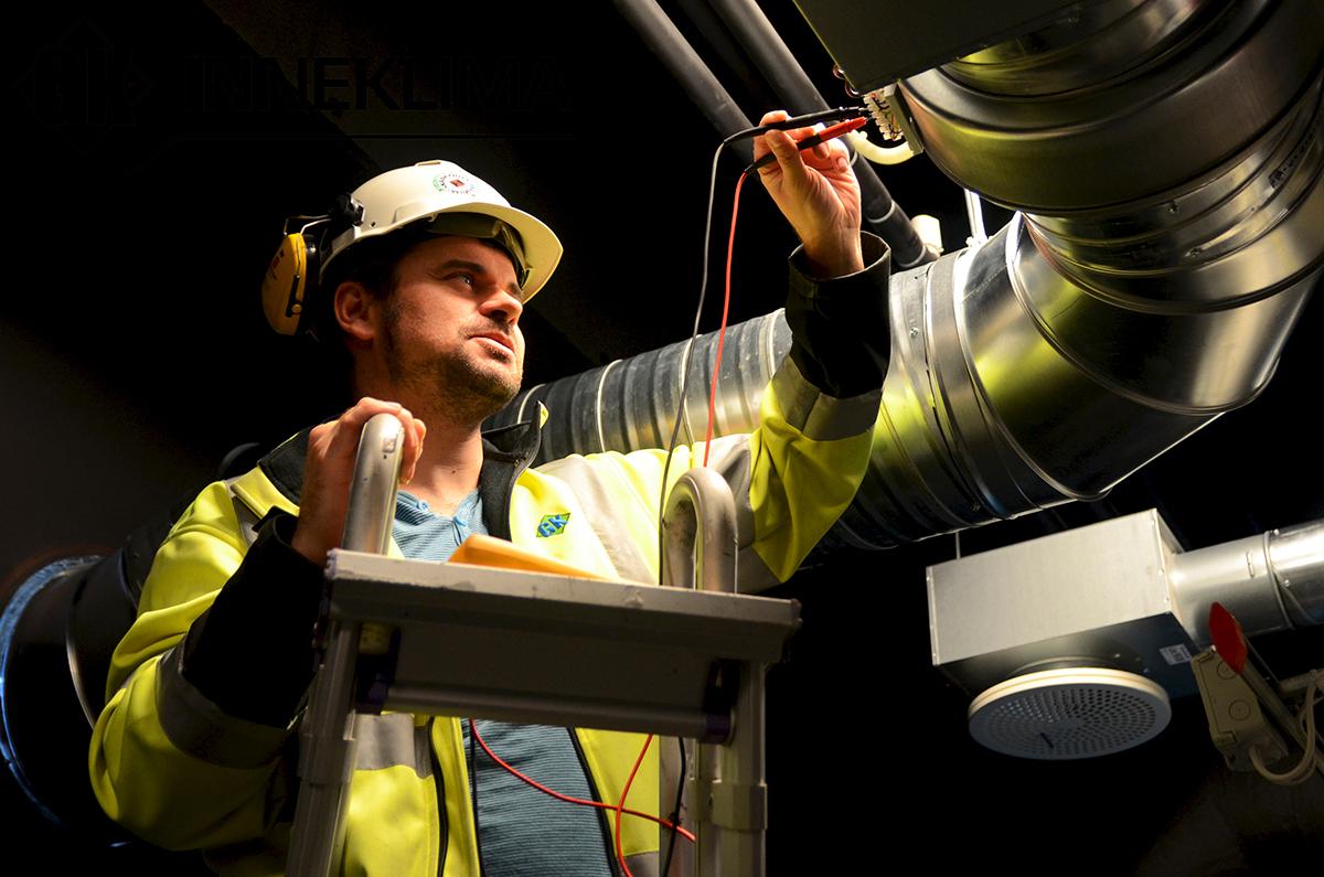 Byggherrer kan både spare penger på investering, drift og i tillegg får topp inneklima ved å se på varme-, kjøle- og ventilasjonsbehovet under ett, mener fagfolk. (Foto: GK)