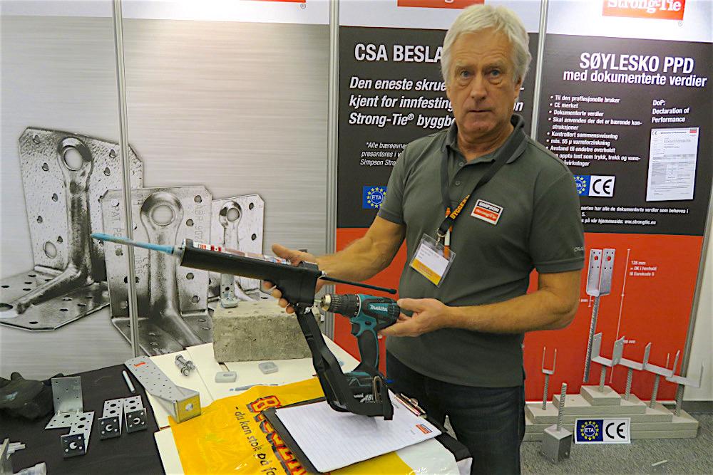 Den nye fugepistolen kan bli svært nyttig for den som fuger mye - eller bare vil bruke opp siste rest hver gang.