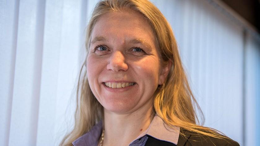 Seniorforsker Kari Thunshelle hos SINTEF Byggforsk ledet prosjektet ForKlima. (Foto: Hilde Kari Nylund / Lavenergiprogrammet)