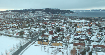 Bare i Trondheim unndras det mange milliarder årlig gjennom svart arbeid. (Foto: Harald Vingelsgaard)