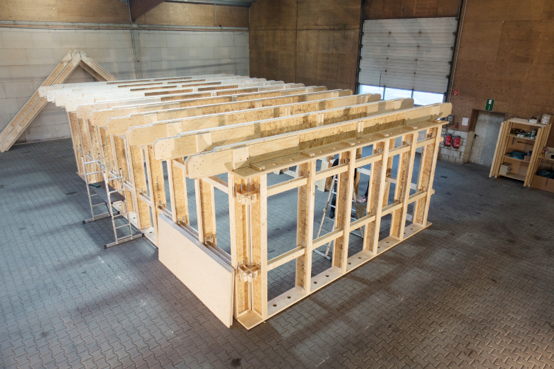 b rekraftig byggesystem med i bjelker byggmesteren. Black Bedroom Furniture Sets. Home Design Ideas